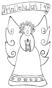 Angel Coloring Pages Google Search