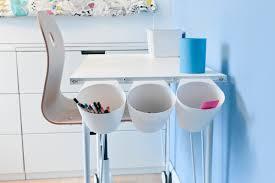 ikea furniture desk. Space-saving Ikea Hack Desk Tidy / Organiser Furniture D