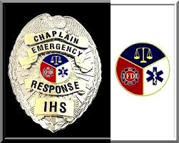 Badge Response Emergency Chaplain For