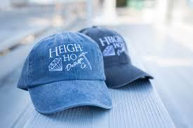 Already Design Co Hats Heigh Ho Design Co Logo Hat Disney Hats Logos Design