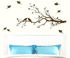 roommates tree branches l and stick wall decals branch decal white sticker