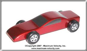 Pinewood Derby Cars Designs Car Plans 6 Download