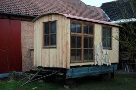 Bauwagenbau Construction De Roulottes Aline Und Holger In Immekath