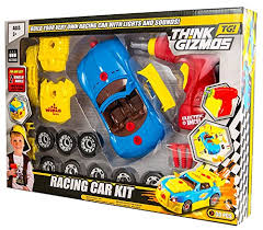 At 4-years-old, children want to create and build. The Take Apart Toy Racing Car Kit for Kids can provide the perfect option little hands. Ten Best Gifts And Toys For 4 Year Old Boys In 2019 - Top Select