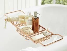 Copper Soho Bathroom Accessories | Bed Bath N' Table