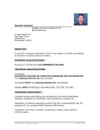 resume format job resume samples resume format for freshers latest pdf
