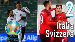 PARTITA FONDAMENTALE!!! ITALIA SVIZZERA EURO 2020 || FIFA 21 gameplay ita  #2 - YouTube