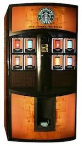 starbucks coffee vending machines. Modren Machines Inside Starbucks Coffee Vending Machines Caffeine Informer
