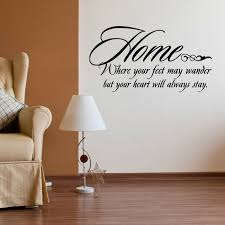 Small Picture wall decals Wall Stickers Quotes Uk walls frames Pinterest