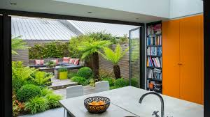 Small Picture captivating and glamorous small garden designs with level terrace