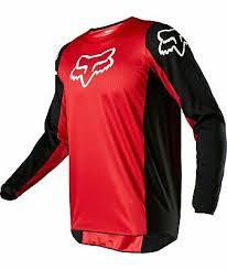 Fox Racing 2020 180 Race Jersey Flm Red Youth Medium Motocross Mx Atv Ebay