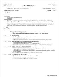 Sample Resume For Pediatric Dental Assistant Resume Resume