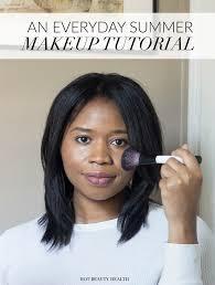 light summer makeup tutorial