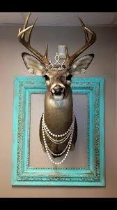 Pin by reba wade on Deer hunting decor in 2020   Deer head decor, Antlers  decor, Deer decor