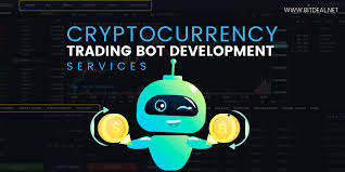 We know that there's competition across the board in cryptocurrency. Cryptocurrency Trading Bot Development Services