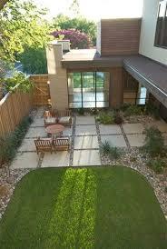 modern patio pavers. Delighful Modern Mix Of Pavers Rocks U0026 Grass To Create A Modern Patio  Greico  DesignersBuilders Dallas In Modern Patio Pavers R