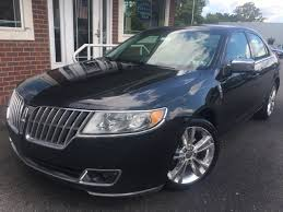 lincoln car 2010. preowned 2010 lincoln mkz base car
