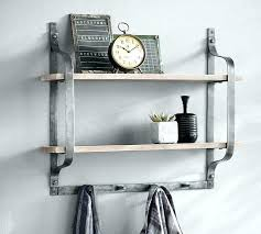 wall shelf with hooks wall shelf with hooks wall shelf with hooks and baskets wall shelf wall shelf with hooks