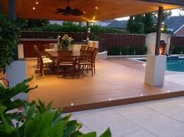 Backyard Decking Designs Model Interesting Inspiration Design