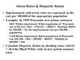 wisconsin wage calculator racial disparities in criminal justice in wisconsin pamela oliver