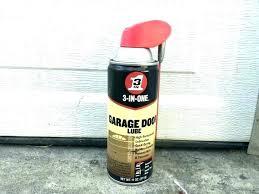 lube garage door garage door lubricant 3 in 1 garage door lube blaster garage door lubricant lube garage door