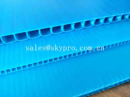fire ant ant effect pp corrugated plastic sheet corflute pp hollow sheet