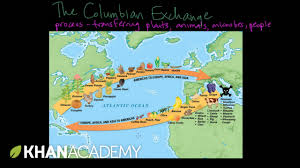 the columbian exchange  the columbian exchange