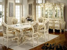 white victorian furniture