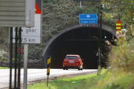 Tunnelen er 7 306 meter lang og er den klart lengste veitunnelen i viken. Drammens Tidende