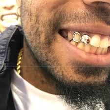 Grillz Designs Gold Teeth Window Design