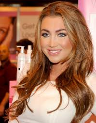 Lauren Goodger: 'I work hard, play harder!' - pictures! - lauren-goodger-clothes-show2
