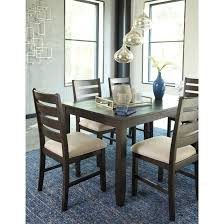 ashley dining room table set. contemporary 7-piece dining room table set ashley o