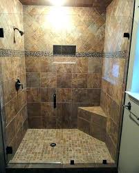 tile shower cost cost to convert a