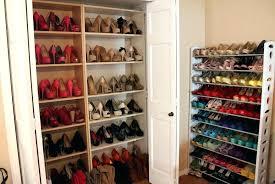 full size of hanging shoe rack for closet door closetmaid ikea white storage organizer shoes ideas