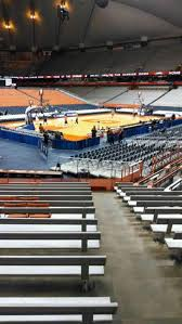 Carrier Dome Basketball Seating Chart Rows Carrier Dome Section 111 Row N Seat 1 Syracuse Orange