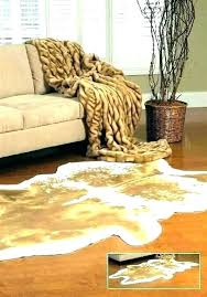 faux animal rugs fake zebra rug skin hide exotic large fur cowhide shaped canada faux animal rugs hide
