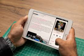 Ipad Screen Light Not Working Editors Choice Ipad Mini 2019 The Verge