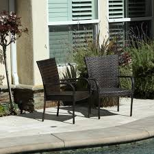 Mercury Row Hawes Outdoor Wicker Chair & Reviews