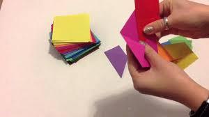 Anleitung Für Origami Sterne Urbane Steps Teebeutel Sterne
