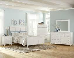 Ellington - White Bedroom Set Vaughan Bassett Furniture