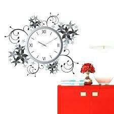 target clocks living room target clocks living room decoration wall clock wall clocks target gray frame