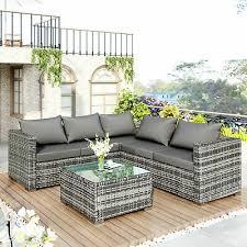 evre rattan outdoor garden furniture