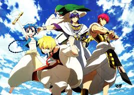 nice wallpapers magi the labyrinth of magic 1280x905px