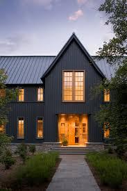 Collect this idea modern farmhouse with black exterior