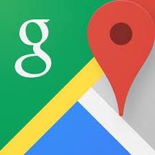 نتیجه تصویری برای گوگل مپ