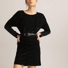 <b>Платье облегающее</b> короткое, открытая спинка черный <b>La</b> ...