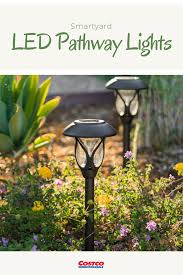 Smartyard Small Led Pathway Lights 6 Pack Smartyard Small Led Pathway Lights 6 Pack A Garden State