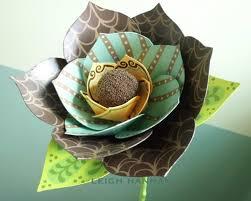 Flower Paper Mache Paper Mache Flower Leigh Hannan