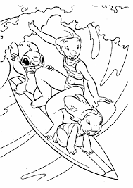 Small Picture disney coloring pages 9 PERSONAJES DISNEY Pinterest Lilo stitch
