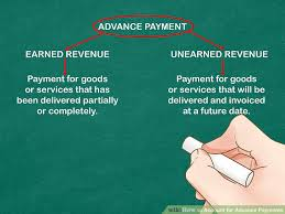 Payment Receiving Format Awesome How To Account For Advance Payments 48 Steps With Pictures